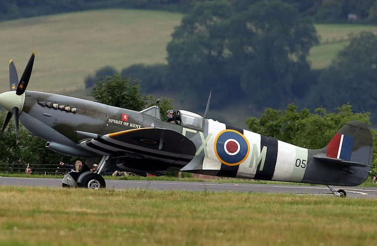 Captain Tom Moore WILL get a flypast – but from the RAF