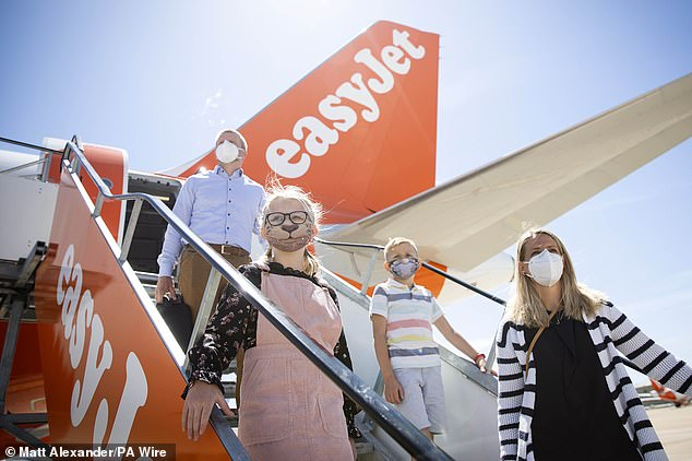 Easyjet to resume flights to almost 75% of network by August