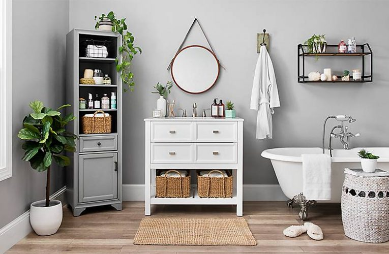 Get rid of your bathroom smells