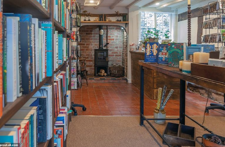 Step into a world of heart-warming charm, with a tour around Britain's loveliest bookshops