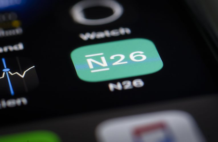 Digital bank N26 is thinking of acquiring a competitor