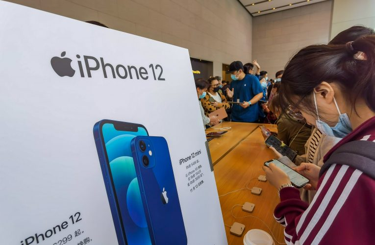 Apple (AAPL) had record quarter in China thanks to iPhone upgrades