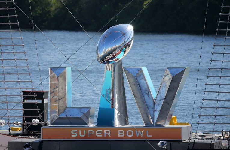 Amazon and U.S. government agency to target counterfeit Super Bowl goods