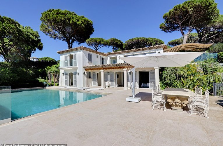 This stunning property in Saint-Tropez is yours if you have a spare £20m