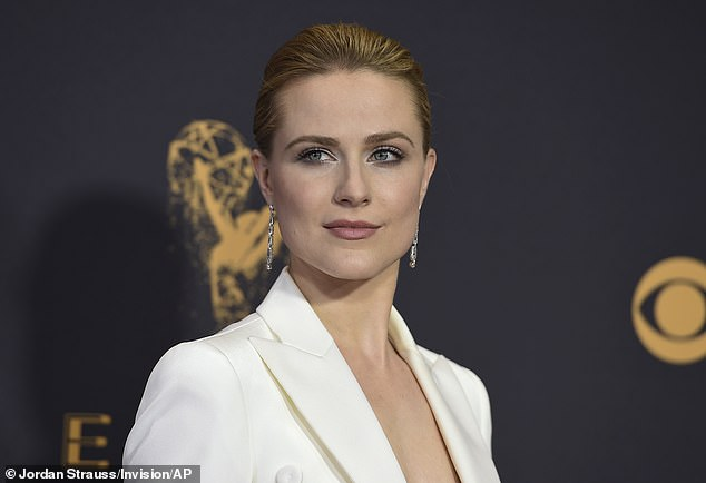 Evan Rachel Wood claims Marilyn Manson hurled anti-Semitic abuse at her and drew swastikas