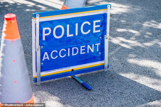 Woman, 18, dies and three teenagers including driver, 19, are injured after car ploughs into tree
