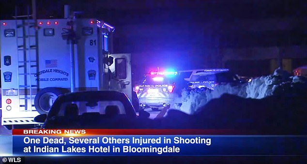 BREAKING: At least one dead and six injured in shooting at a resort in Illinois